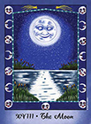 faerie-tarot - The Moon