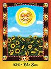 faerie-tarot - The Sun