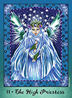 faerie-tarot - The High Priestess
