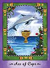 faerie-tarot - Ace of Cups