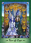 faerie-tarot - Ten of Cups