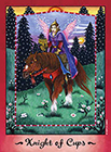 faerie-tarot - Knight of Cups