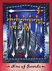faerie-tarot - Nine of Swords
