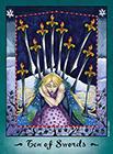 faerie-tarot - Ten of Swords