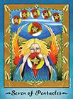 faerie-tarot - Seven of Coins