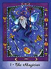 faerie-tarot - The Magician