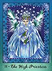 faerie-tarot - The High Priestess