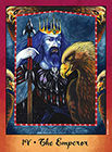 faerie-tarot - The Emperor