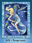 Temperance Tarot card in Faerie Tarot Tarot deck