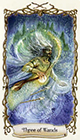 fantastical-creatures - Three of Wands