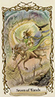 fantastical-creatures - Seven of Wands