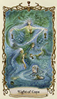 fantastical-creatures - Eight of Cups