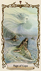 fantastical-creatures - Page of Cups