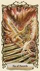 fantastical-creatures - Six of Swords