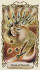 fantastical-creatures - Seven of Swords
