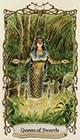 fantastical-creatures - Queen of Swords