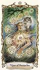 fantastical-creatures - Nine of Pentacles