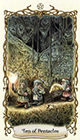 fantastical-creatures - Ten of Pentacles