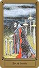 fantastical - Five of Swords