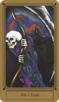 Death Tarot Card - Fantastical Tarot Deck