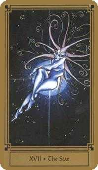 The Star Tarot Card - Fantastical Tarot Deck