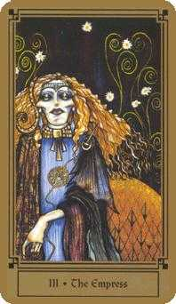 The Empress Tarot Card - Fantastical Tarot Deck