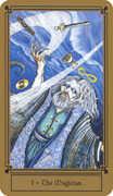 The Magician Tarot card in Fantastical Tarot Tarot deck
