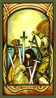 fenestra - Six of Swords