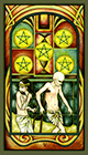 fenestra - Five of Pentacles