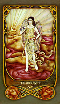 The Guide Tarot Card - Fenestra Tarot Deck