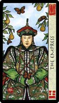 The Empress Tarot Card - Feng Shui Tarot Deck