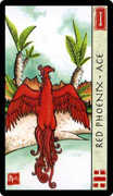 Ace of Cups Tarot card in Feng Shui deck