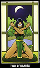 fradella - Two of Swords