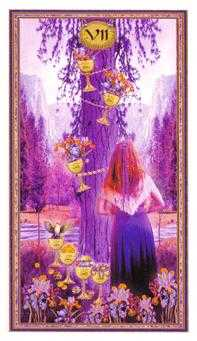 Seven of Cups Tarot Card - Gendron Tarot Deck