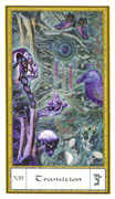 Death Tarot card in Gendron deck