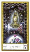 The Star Tarot card in Gendron Tarot deck