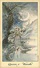 ghosts-spirits - Queen of Wands