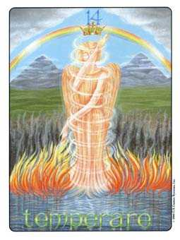 The Guide Tarot Card - Gill Tarot Deck