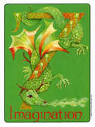 Seven of Cups Tarot card in Gill deck