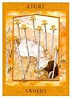 goddess - Eight of Swords