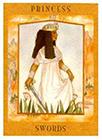 goddess - Princess of Swords