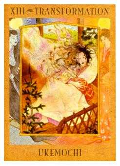 The Close Tarot Card - Goddess Tarot Deck