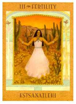 The Empress Tarot Card - Goddess Tarot Deck