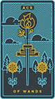 golden-thread - Ace of Wands