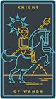 golden-thread - Knight of Wands
