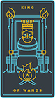 golden-thread - King of Wands