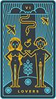 golden-thread - The Lovers