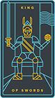 golden-thread - King of Swords