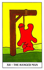 gummybear - The Hanged Man
