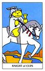 gummybear - Knight of Cups